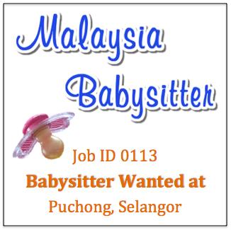 Babysitter Job 0113